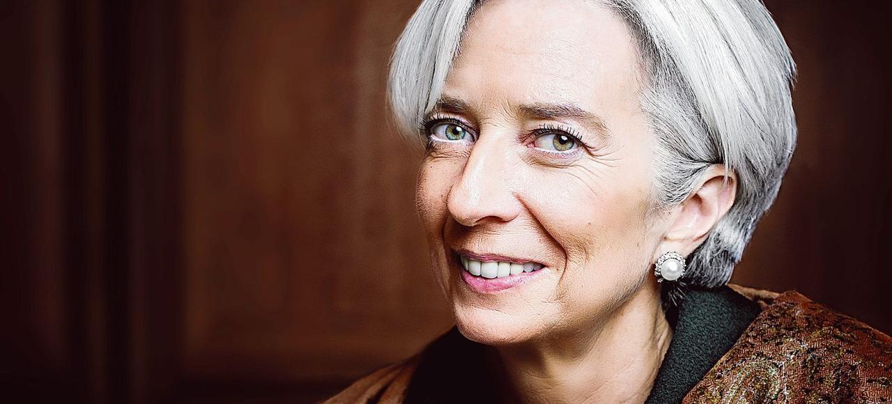 «La réforme de la zone euro est inachevée. J'espèreque l'expérience européenne acquise grâce au plan d'investissement Juncker donnera le coup de fouet vers un vrai budget commun», affirme Christine Lagarde.