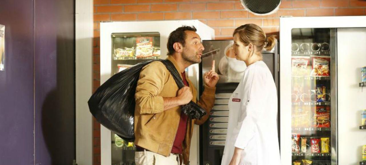 Louise Bourgoin et Gilles Lellouche interprètent Delphine et Yvan.