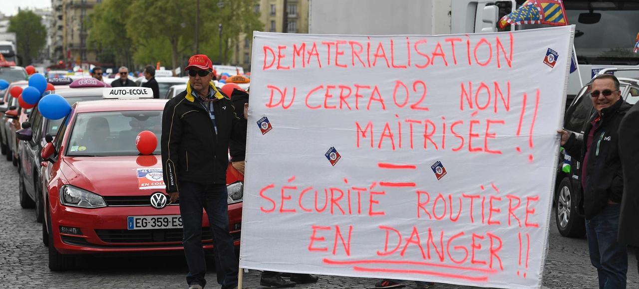 Mardi, dans les rues de Paris, les professionnels du secteur se mobilisent.