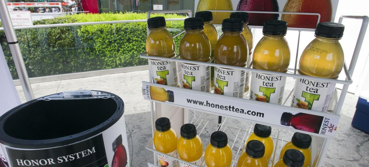Cet été, le groupe Coca-Cola lancera Honest, une boisson infusée aux plantes et labellisée bio.