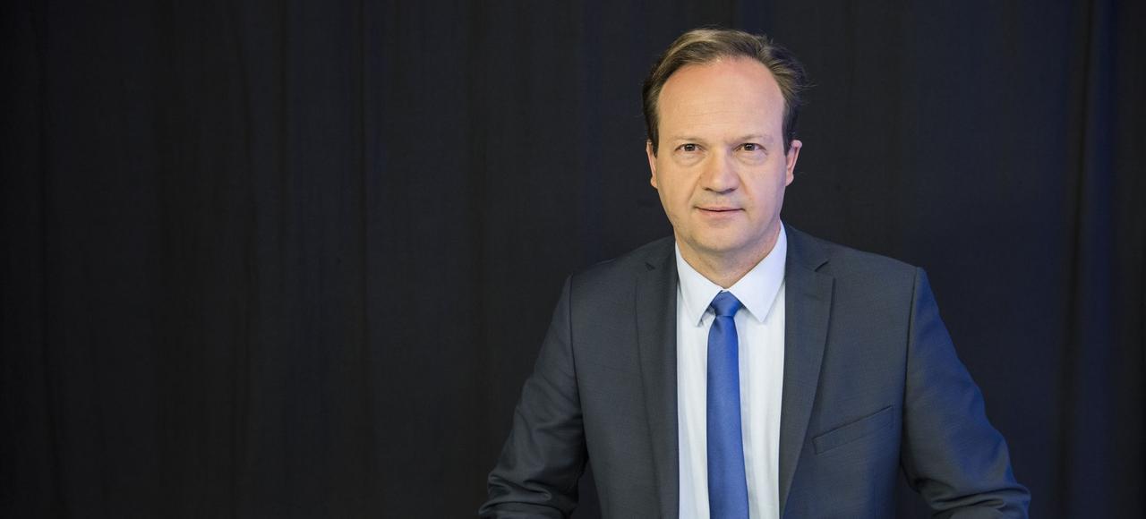 Le député socialiste des Hauts-de-Seine, Jean-Marc Germain.