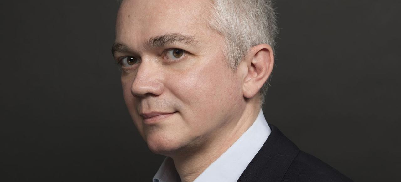 Adrien Goetz, historien de l'art et écrivain français.