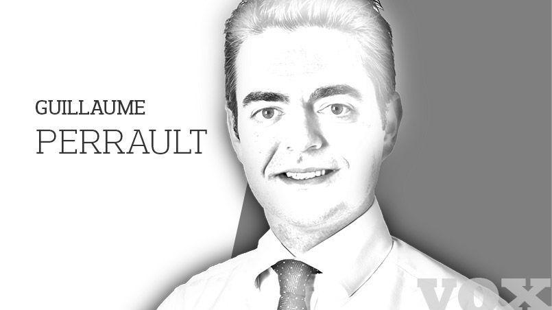 Guillaume Perrault : «Fillon a pris une dimension romanesque dans l'adversité»