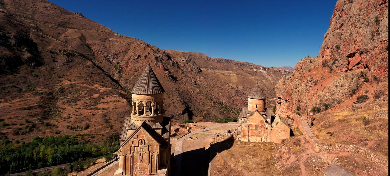 Au commencement était l'Arménie