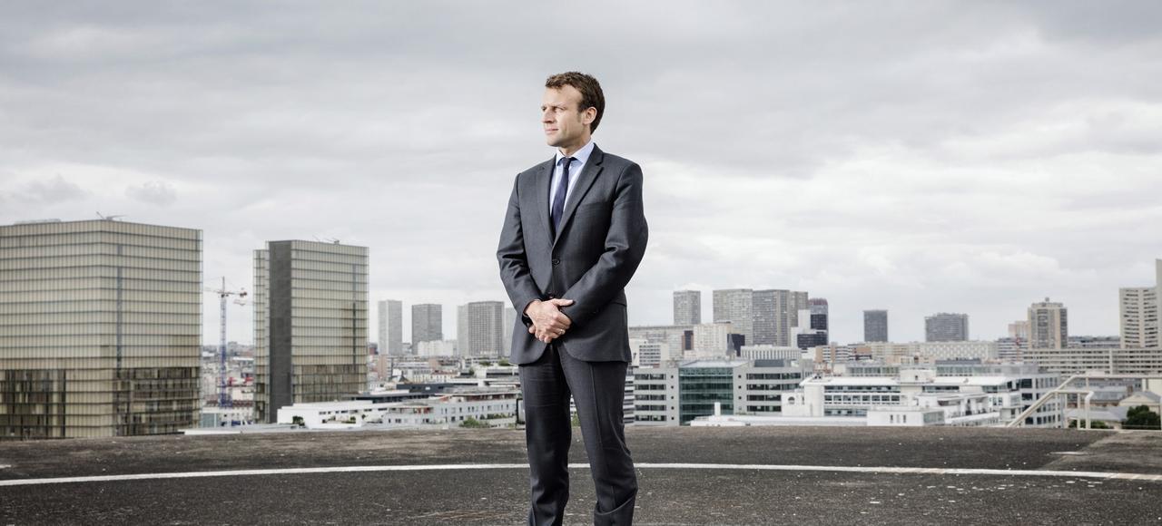 L'ascension fulgurante d'Emmanuel Macron, un homme pressé