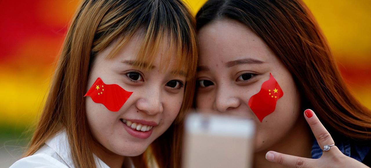 Les comptes de la Ligue communiste de la jeunessedu «Twitter chinois» Weibo sont les plus suivis par ses abonnés, dont 56% ont entre 18 et 24 ans, et la majorité sont des filles.