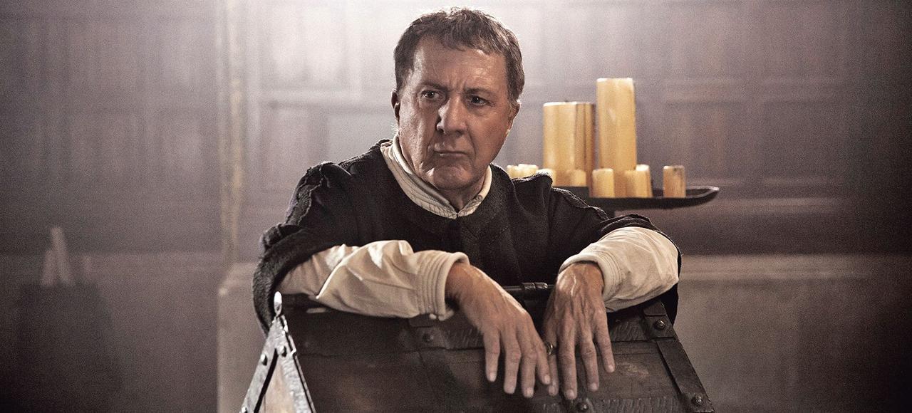 Dustin Hoffman dans «Medici», une série cofinancées et coproduites par Altice Studio.