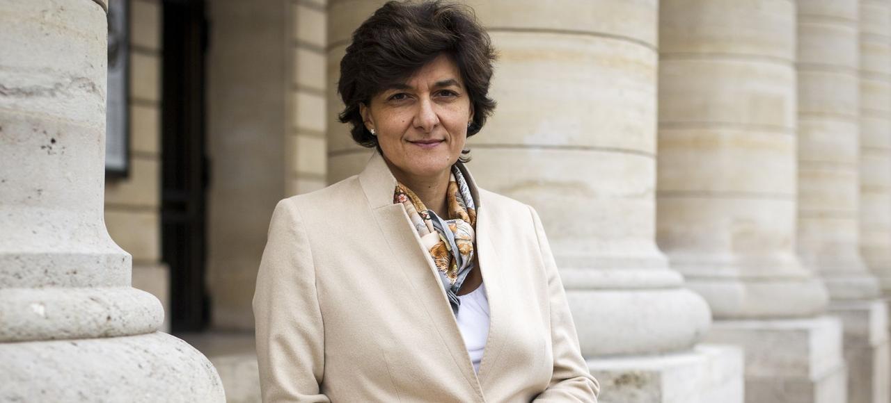 Sylvie Goulard, ministre des Armées.