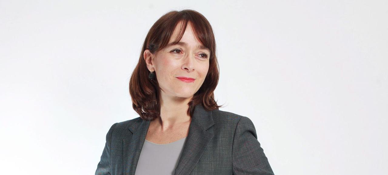 Delphine Ernotte, PDG de France Télévisions.