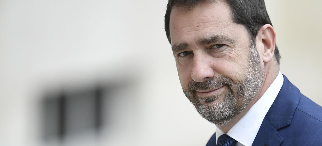 Christophe Castaner, député et candidat d'En Marche! dans les Alpes-de-Haute-Provence.