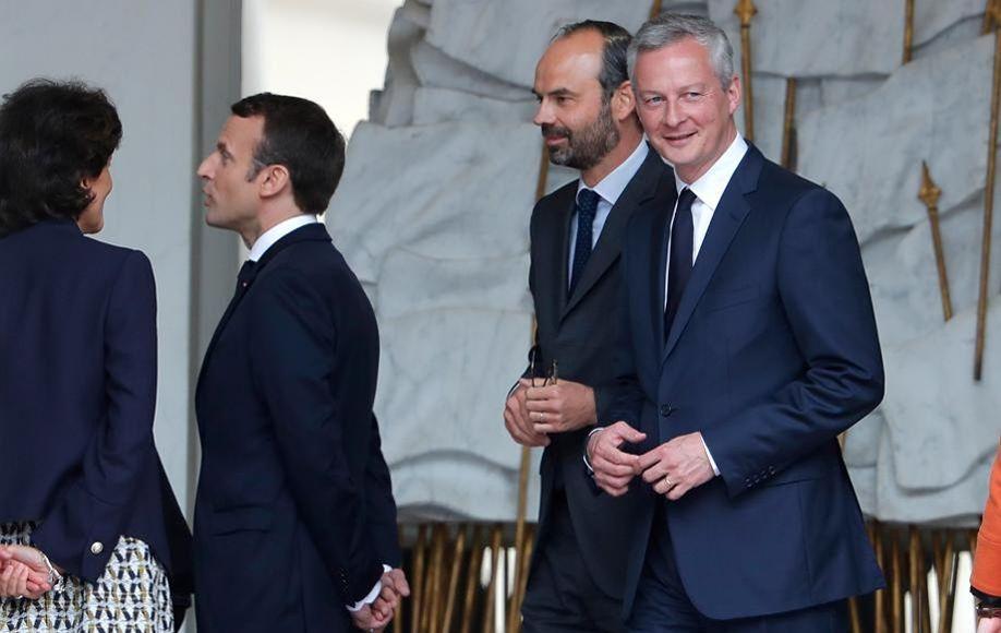 À l'image de Bruno Le Maire, député sortant confronté à une adversaire de droite, la partie sera difficile.