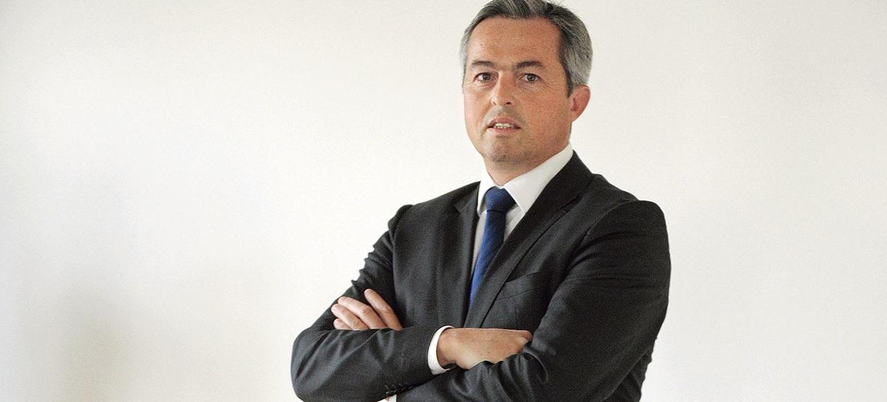 Xavier Martiré, président du directoire d'Elis.