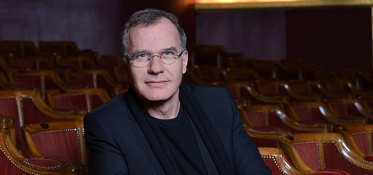 Michel Franck est directeur général du Théatre des Champs Elysées.