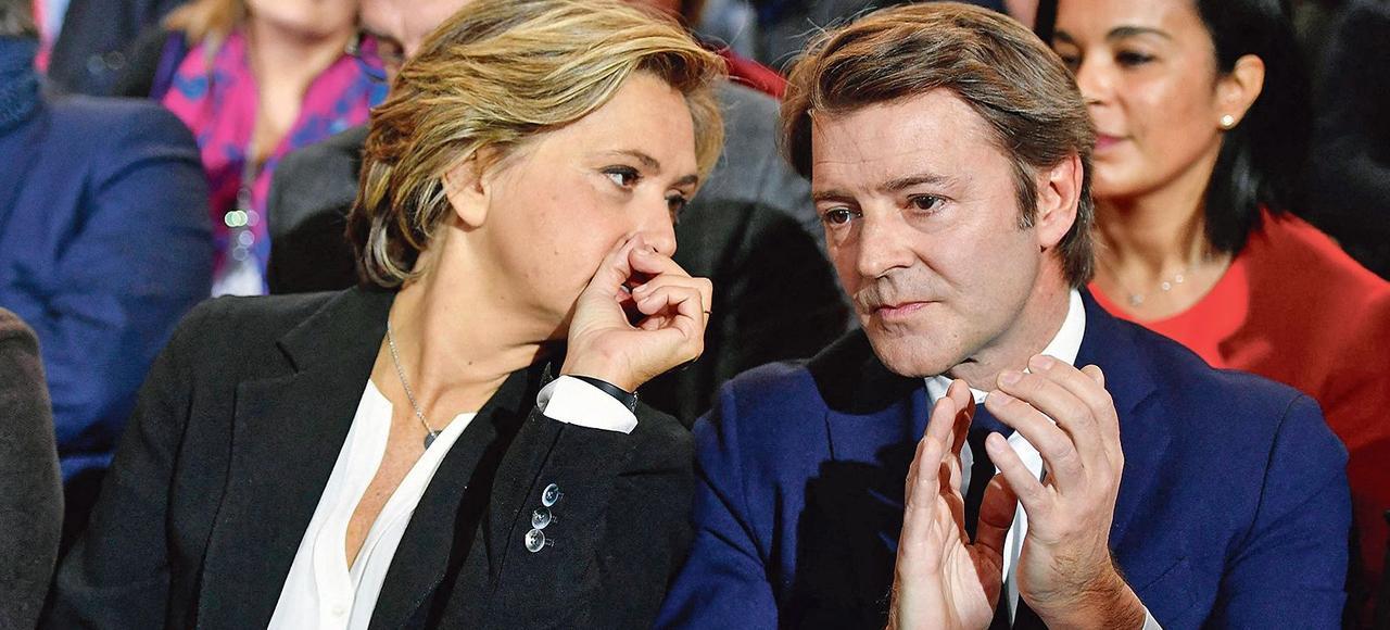 Valérie Pécresse et François Baroin, tenteront de mobiliser les militants LR, samedi lors d'un meeting au Parc floral, à Paris.