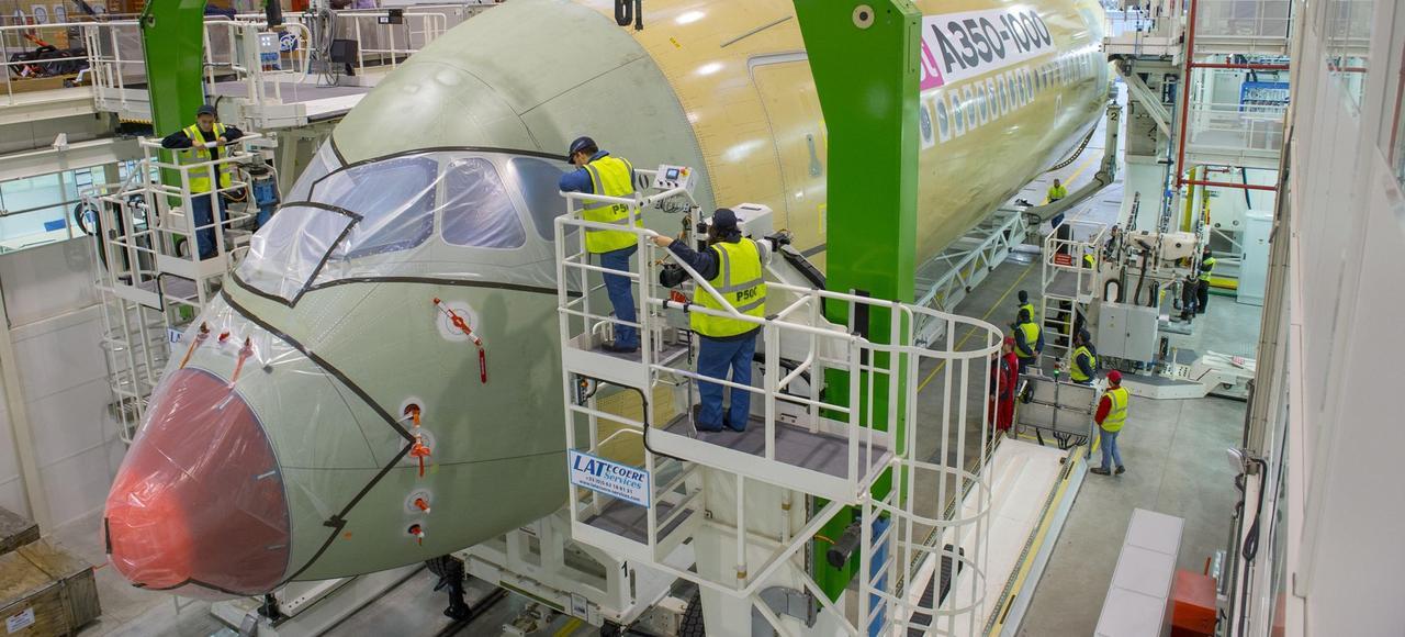 L'innovation, c'est Airbus et ses fournisseurs.
