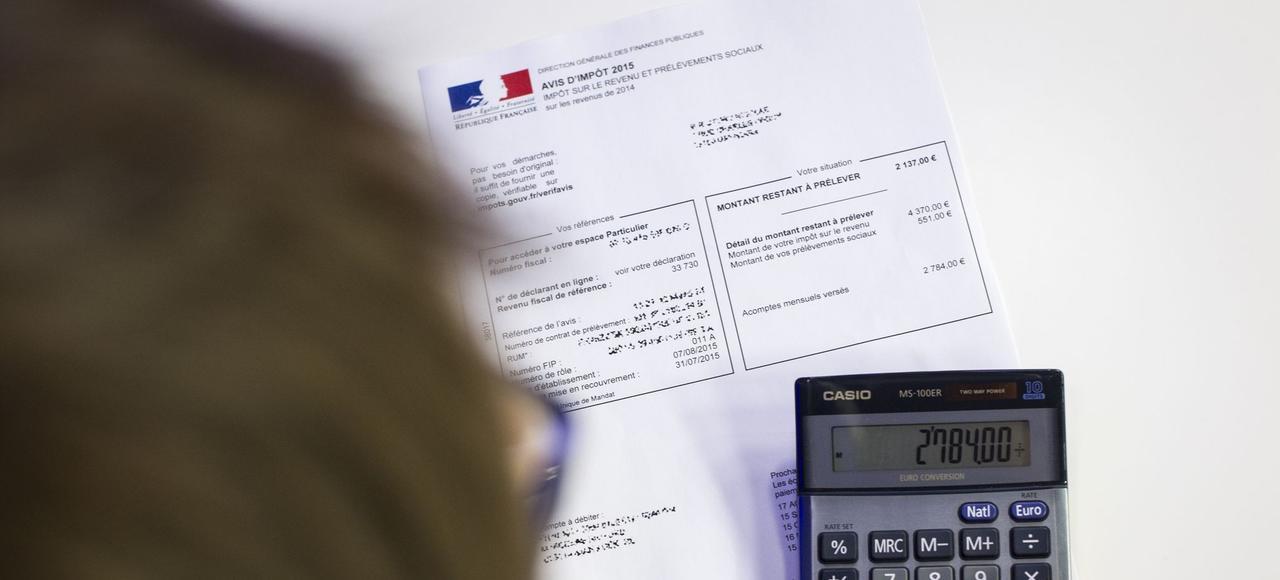 Le calcul de l'impôt sera différent cette année.