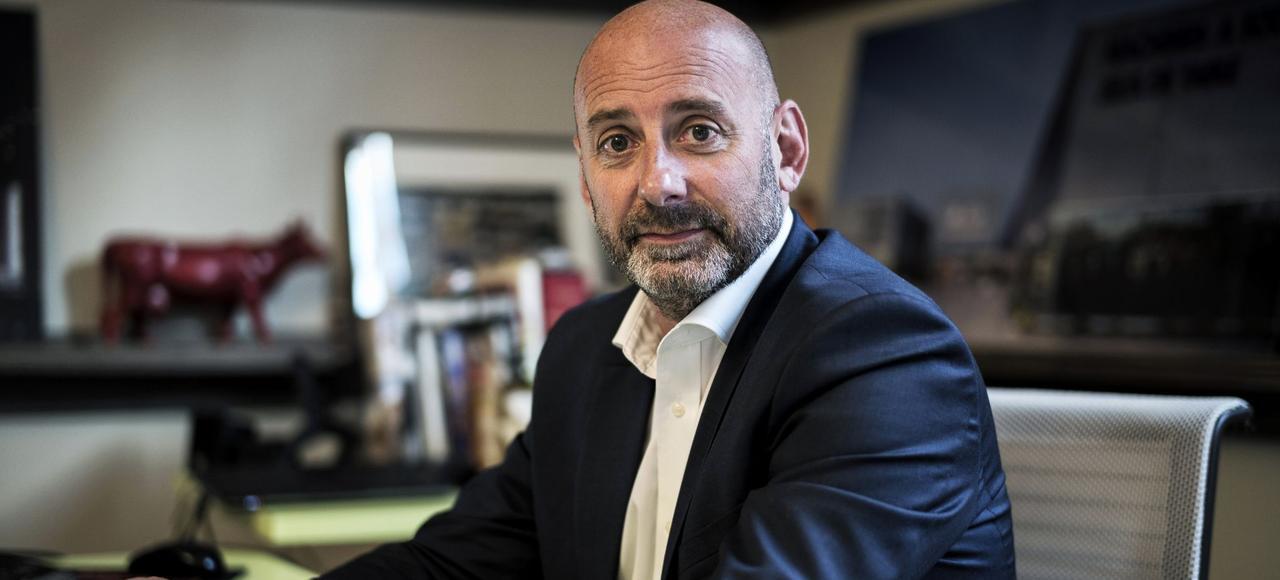 Laurent Lassiaz, président du directoire de JOA, qui compte 22 établissements en France.