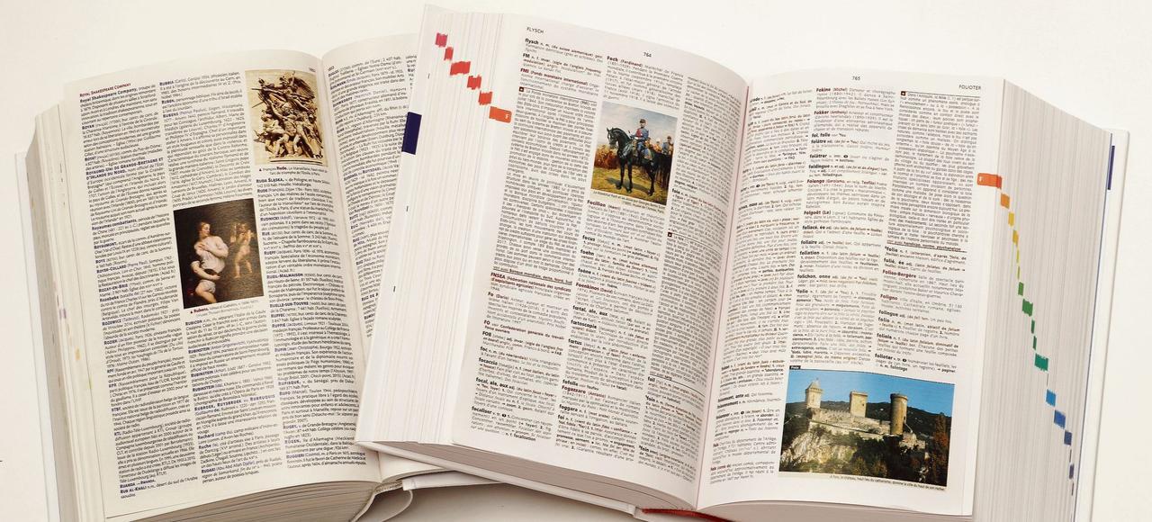 Chaque année, une cinquantaine d'hommes et de femmes intègrent la partie «noms propres» des dictionnaires, comme on entre au Panthéon.