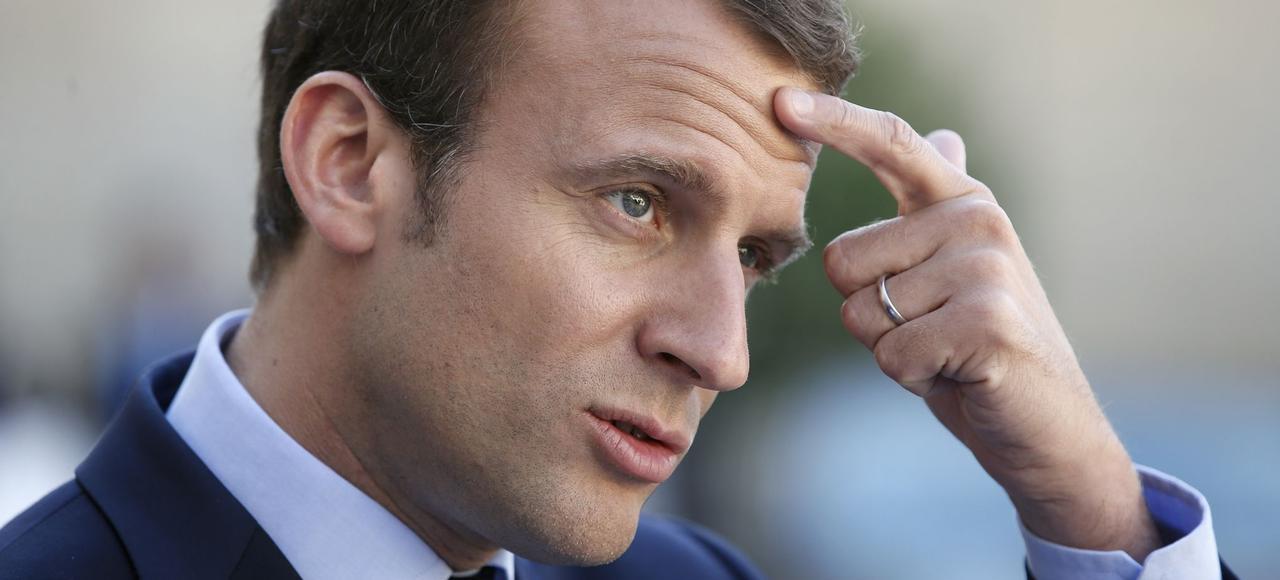 Emmanuel Macron est en passe d'obtenir la majorité absolue à l'Assemblée nationale.
