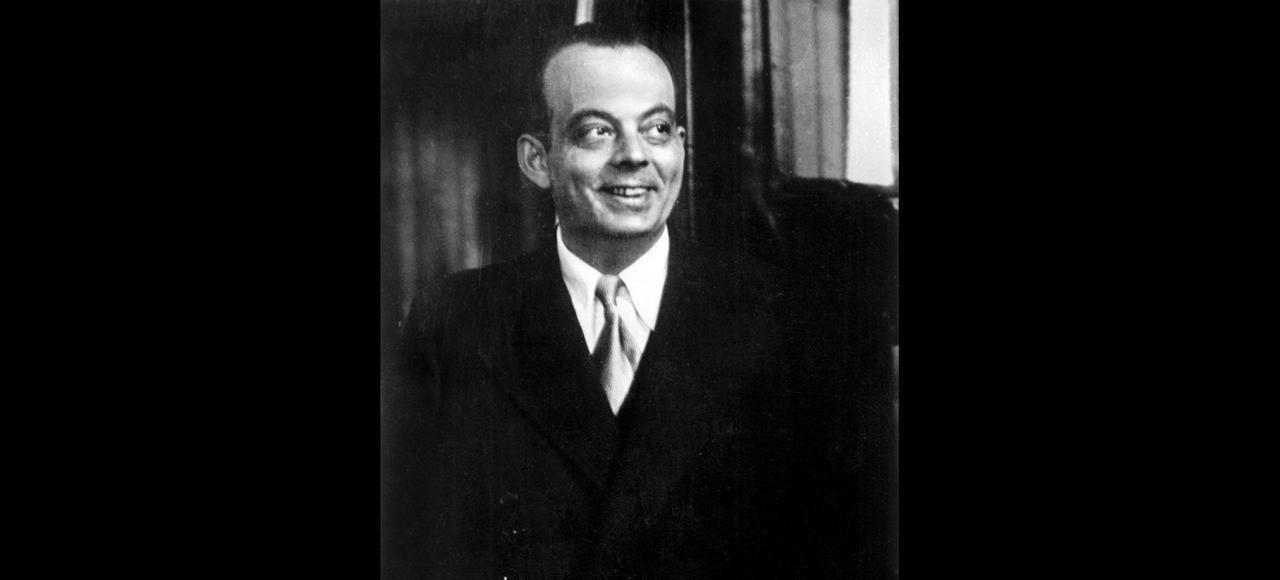 Antoine de Saint-Expupéry dans les années 1930.