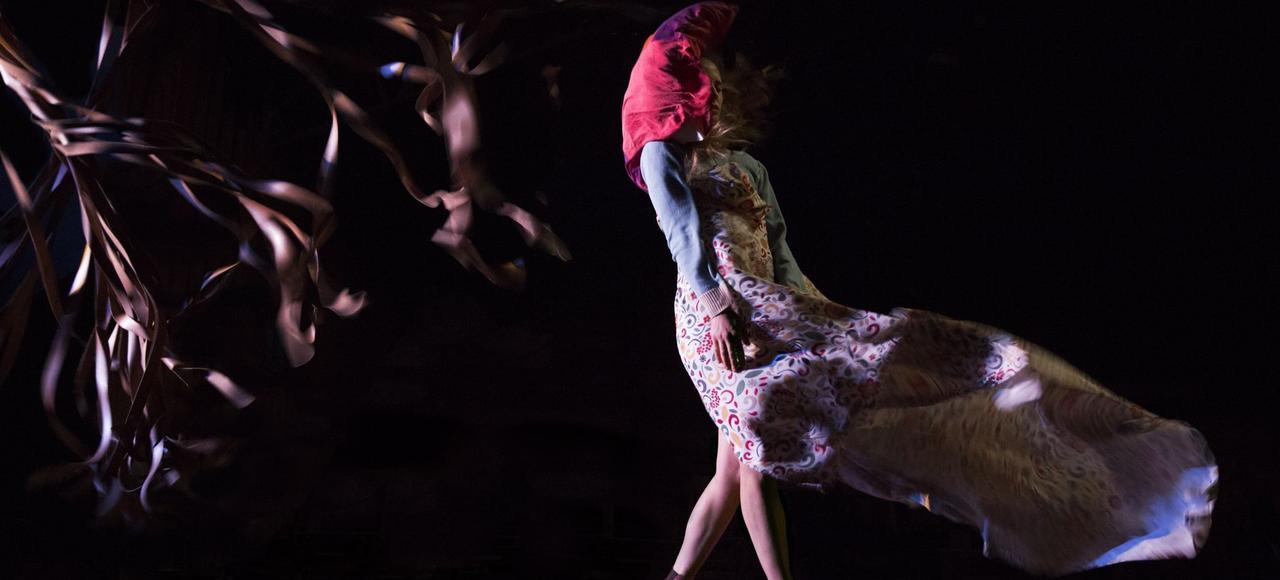 Le Théâtre Dromesko a présenté <i>Le Dur Désir de durer</i>, au Printemps des comédiens, à Montpellier.