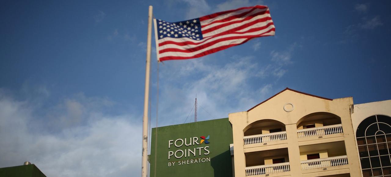 L'hôtel Four Points by Sheraton, à La Havane (Cuba).
