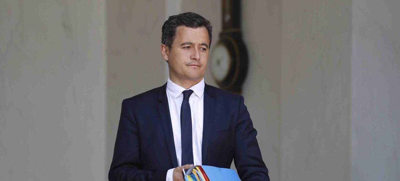 Gérard Darmanin, ministre de l'Action et des Comptes publics, a jugé les prévisions de maintenir le déficit en dessous de 3% probablement «trop optimistes».