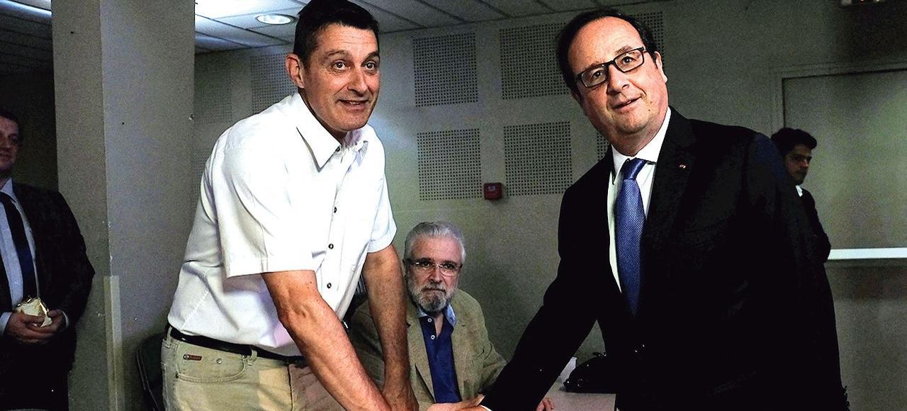 Dimanche à Tulle, François Hollande vote pour le second tour des législatives.