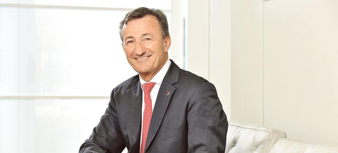 Bernard Charlès, directeur général de Dassault Systèmes.