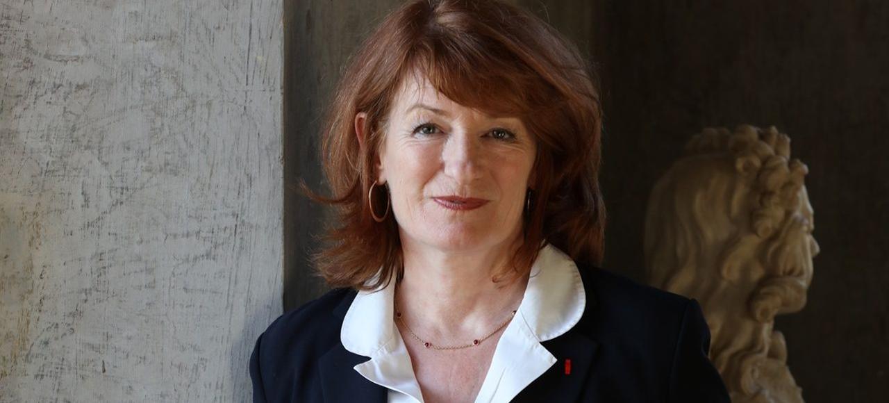 Muriel Mayette-Holtz avait été nommée en 2015 directrice de l'Académie de France à Rome.