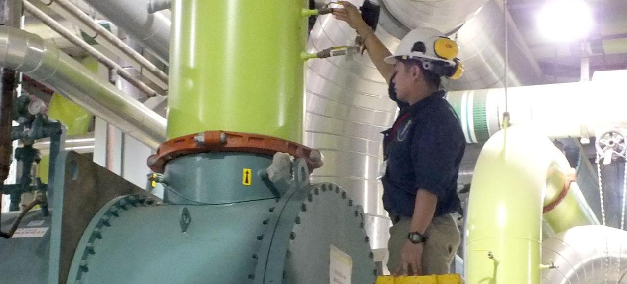 Tabreed, créé en 1998, est leader de la climatisation dans les pays duGolfe.
