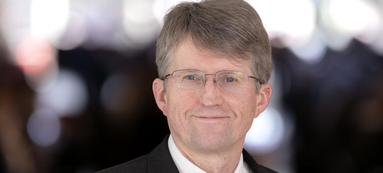 Mike Masterson, directeur général d'ALD