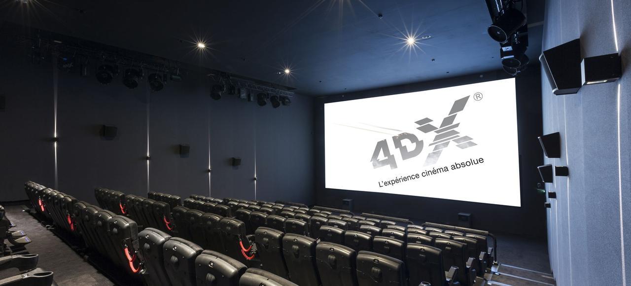Gaumont path mise sur les salles du futur - Home cinema lyon ...