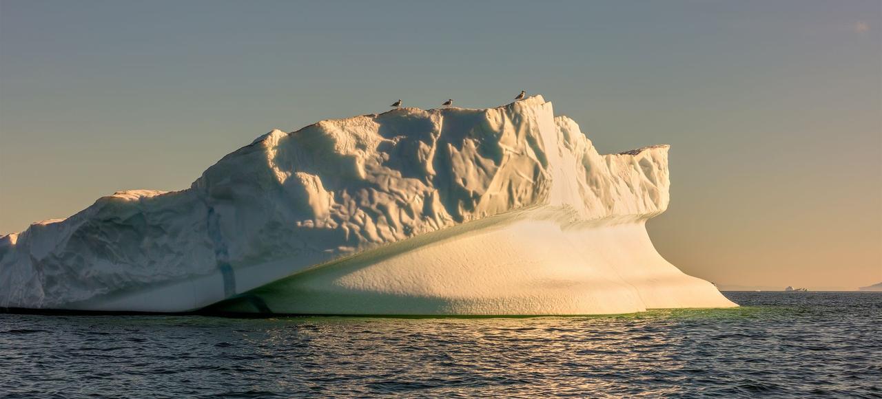 Ces deux dernières décennies ont été marquées par l'accroissement permanent du rôle joué par la fonte des glaciers, et surtout de la calotte qui recouvre le Groenland.
