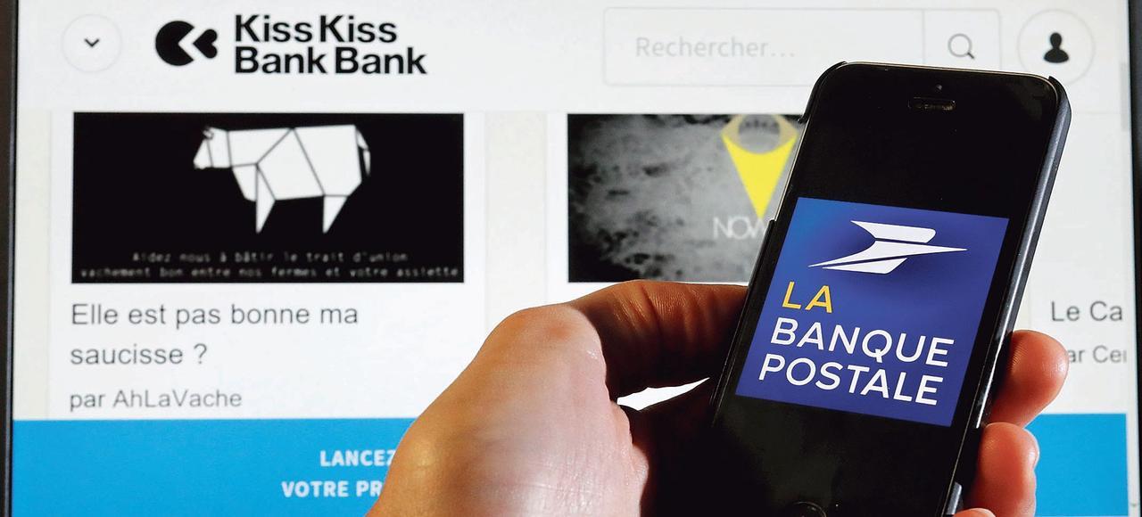 La filiale de LaPoste a annoncé mercredi l'acquisition de la plateforme de financement participatif KissKissBankBank &Co qui revendique une communauté d'environ 1,3million de membres.
