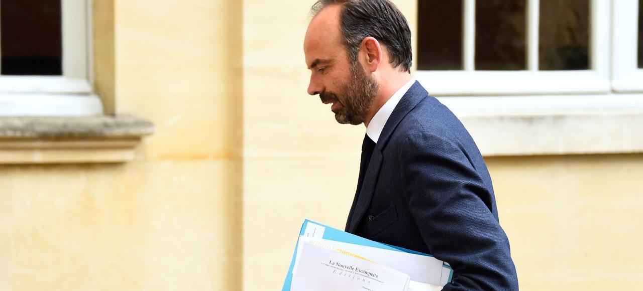 Édouard Philippe (ici mercredi, à Matignon) veut rendre le système de retraite plus juste et plus transparent.