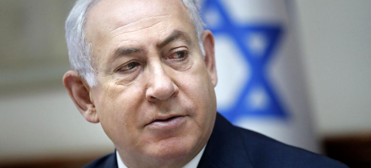 Le premier ministre israélien Benyamin Nétanyahou, le 3 juillet à Jérusalem.