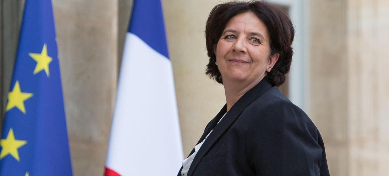 Frédérique Vidal, ministre de l'Enseignement supérieur, en mai à Paris.