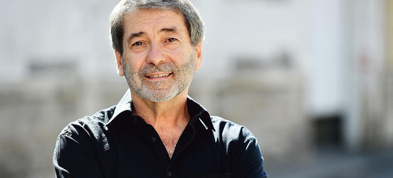 Philippe Goudard:«C'est une méditation légère et joyeuse sur la vie, la mort, l'exercice de la médecine.»