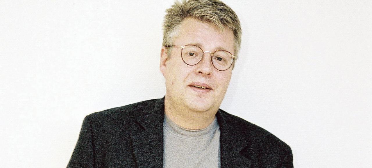 Stieg Larsson, l'auteur de «Millénium», en 2004.