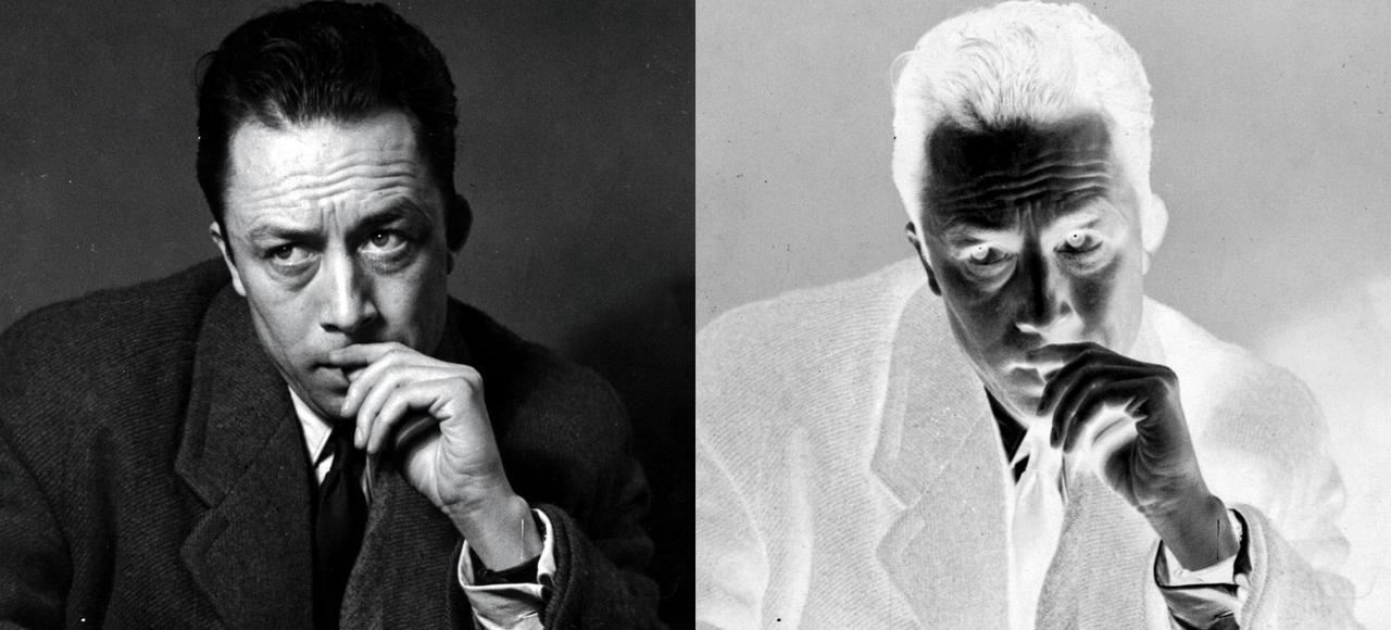 La plus grande passion d'Albert Camus restera l'Algérie.