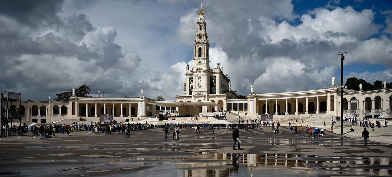 La cathédrale Notre-Dame de Fátima.