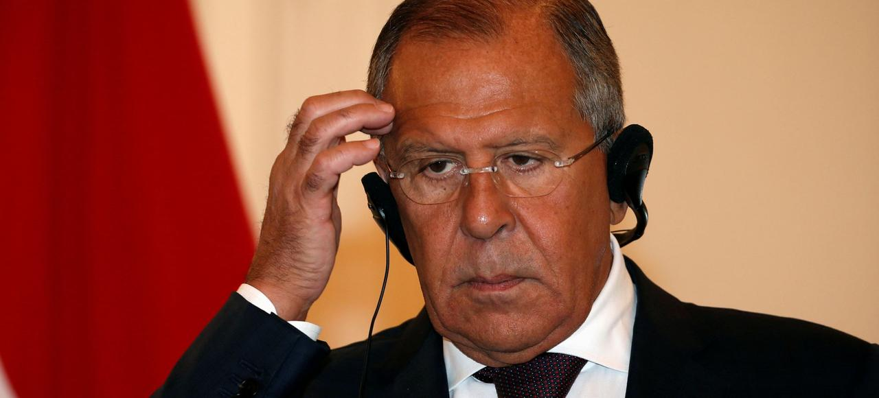 «Malheureusement, la rhétorique à Washington et à Pyongyang commence à dépasser toute mesure», a déploré Sergueï Lavrov, le ministre russe des Affaires étrangères <i>(ici mercredi à Djakarta, en Indonésie)</i>.