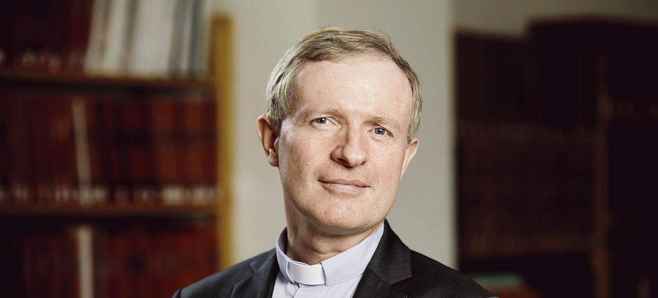 «La Compagnie de Jésus reste l'ordre religieux le plus importantdans le monde», rappelle le Père François Boëdec.