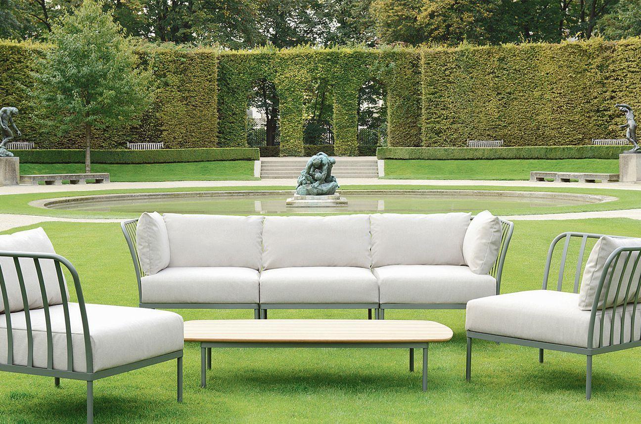 nouveaux salons de jardin ambiance lounge sous le soleil. Black Bedroom Furniture Sets. Home Design Ideas