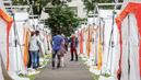 À Paris, 446 migrants hébergés dans le XVe arrondissement