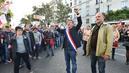 Contre la «chienlit libérale», Mélenchon veut déferler sur les Champs-Elysées