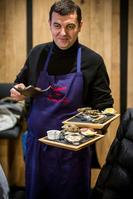 Bernard Larcher s'installe en novembre à l'Odéon avec un deuxième Breizh Café.
