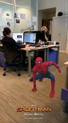 Holo permet d'insérer des personnages virtuels au réel.