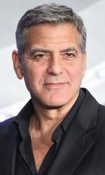 Le visage ovale. George Clooney. (Crédit photo Getty Images)